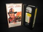 Die Unbesiegten VHS John Wayne Magnetic Glasbox