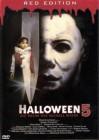 Halloween 5 - Red Edition Reloaded (deutsch/uncut) NEU