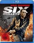 Six Bullets - Van Damme [Blu-ray] (deutsch/uncut) NEU+OVP