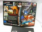 1104 ) Captain America Der Film mit Matt Salinger