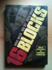 DVD*B.Willis in 16 BLOCKS*STEELBOOK*STRONG UNCUT*OOP*NEU !!!