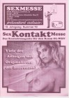 Sex Kontakt Messe 92 Magazin