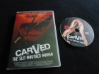 CARVED - THE SLIT MOUTHED WOMAN - Asia - Deutsch/Uncut - DVD