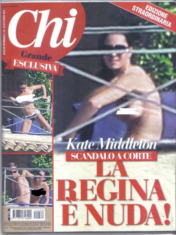Middleton  nackt Kate 24 Scandalous