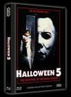 Halloween 5 - Limited Mediabook NSM - Cover B (Blu-ray+DVD)