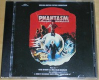 PHANTASM/PHANTASM 2 (DAS BÖSE)  SOUNDTRACK CD