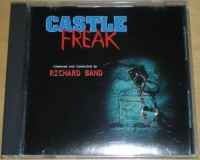 CASTLE FREAK  SOUNDTRACK CD