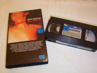Blutspur     -VHS-     Cover eingeschweisst   sehr Rar