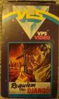 REQUIEM FÜR DJANGO - VPS  PAPPBOX - VHS
