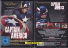 *CAPTAIN AMERICA *UNCUT* DEUTSCH *NEU/OVP*