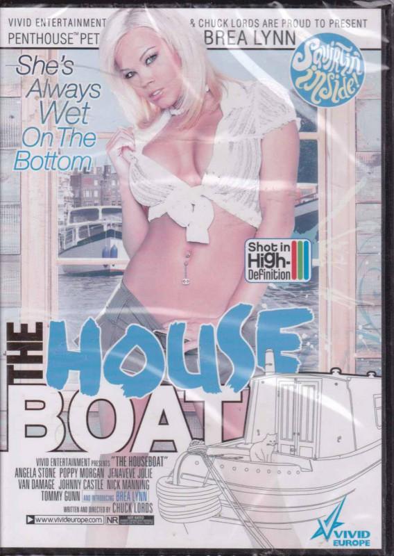 Vivid The House Boat Angela Stone DVD Neu