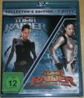 LARA CROFT: TOMB RAIDER TEIL 1 & 2  BLU-RAY