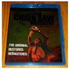 BLU-RAY THE TEXAS CHAINSAW MASSACRE - US IMPORT