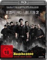 *THE EXPENDABLES 2 *UNCUT* DEUTSCH *BLU-RAY* NEU/OVP