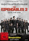 *THE EXPENDABLES 2 *UNCUT* DEUTSCH *NEU/OVP*