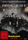 *THE EXPENDABLES 2 *UNCUT* DEUTSCH *2 DISC EDITION* NEU/OVP