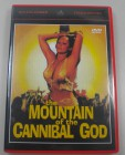THE MOUNTAIN OF THE CANNIBAL GOD -  1. Auflage - SUPER RAR!!