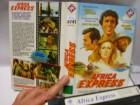 A 136 ) Alter Ufa Africa Express mit Ursula Andress , Giulia