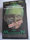 VHS - The Maskinnen - Tobe Hooper - Stephen King -Club Video