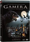 GAMERA 2 - Attack of the Legion  3 DISC Mediabook  NEU/OVP