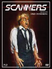 Scanners (Limited Edition) Blu-Ray / DVD Combo NEU/OVP