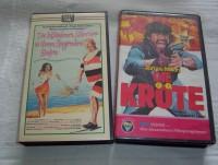2 seltene Vhs Filme