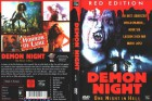 DEMON NIGHT - Red Edition DVD