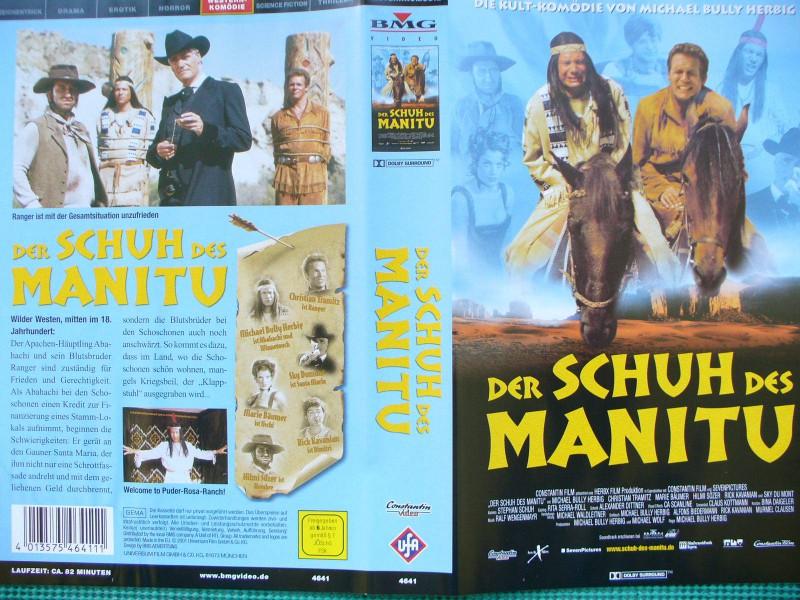 Der Schuh des Manitu ...  Michael Bully Herbig