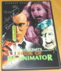 BRIDE OF RE-ANIMATOR  HANDSIGNIERT VON BRIAN YUZNA!  US-DVD