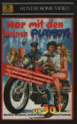 VHS Her mit den Playboys (Mike Hunter) TOPZUSTAND