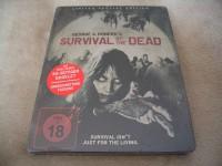 BD Steelbook - Survival of the Dead