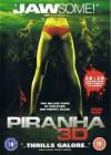 Piranha 3D � mit 2 x 3D-Brillen � engl. DVD neu & OVP!