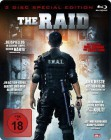The Raid - Steelbook [Blu-ray] (deutsch/uncut) NEU+OVP