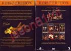 Jess Franco Gold Collection / 8 DVDs NEU OVP alle uncut
