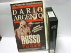 A 250 ) Dario Argento Rosso Die farbe des Todes