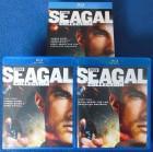 5 Steven Seagal Blu-ray Filme Paket!!!