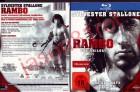 Rambo Trilogy 1,2,3 / Blu Ray NEU / OVP uncut - S. Stallone