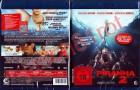 Piranha 2 - uncut / Blu Ray NEU OVP