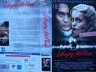 Sleepy Hollow ... Johnny Depp ...  Horror - VHS  !!!