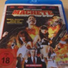 Machete - Uncut - Blu Ray / Top Zustand