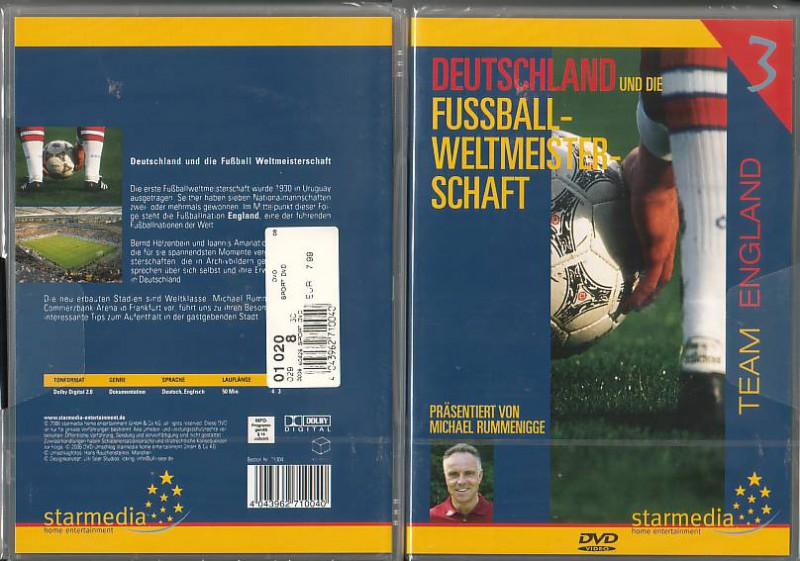 Deutschland und die Fussball-Weltmeisterschaft 03(290658,NEU