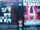 Stephen King - Die Langoliers...Dean Stockwell. Horror - VHS