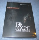 The Descent - Abgrund des Grauens Steelbook 2 DVDs Uncut Neu