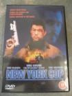DVD NEW YORK COP Chad McQueen - Toru Nakamura UK uncut