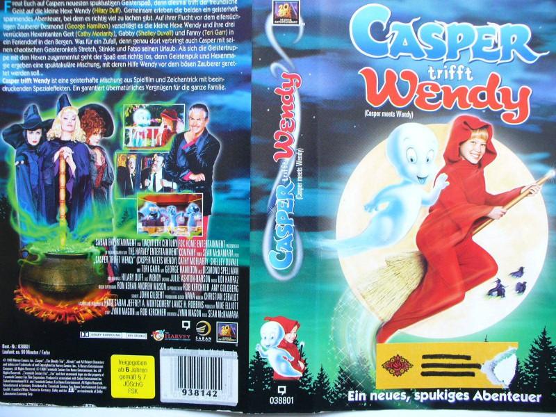 Casper trifft Wendy     Hilary Duff, Cathy Moriarty