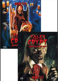 *TALES FROM THE CRYPT (Blu-Ray) Volume 1&2 *