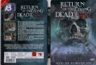 DVD Return of the living dead V STEELBOX  Rave to the grav