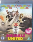 Animals United 3D (UK-Blu-ray/ Engl.) (Konferenz der Tiere)