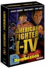 *AMERICAN FIGHTER 1-4 BOX *UNCUT* DEUTSCH *NEU/OVP*