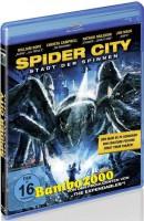 *SPIDER CITY *UNCUT* DEUTSCH *BLU-RAY* NEU/OVP